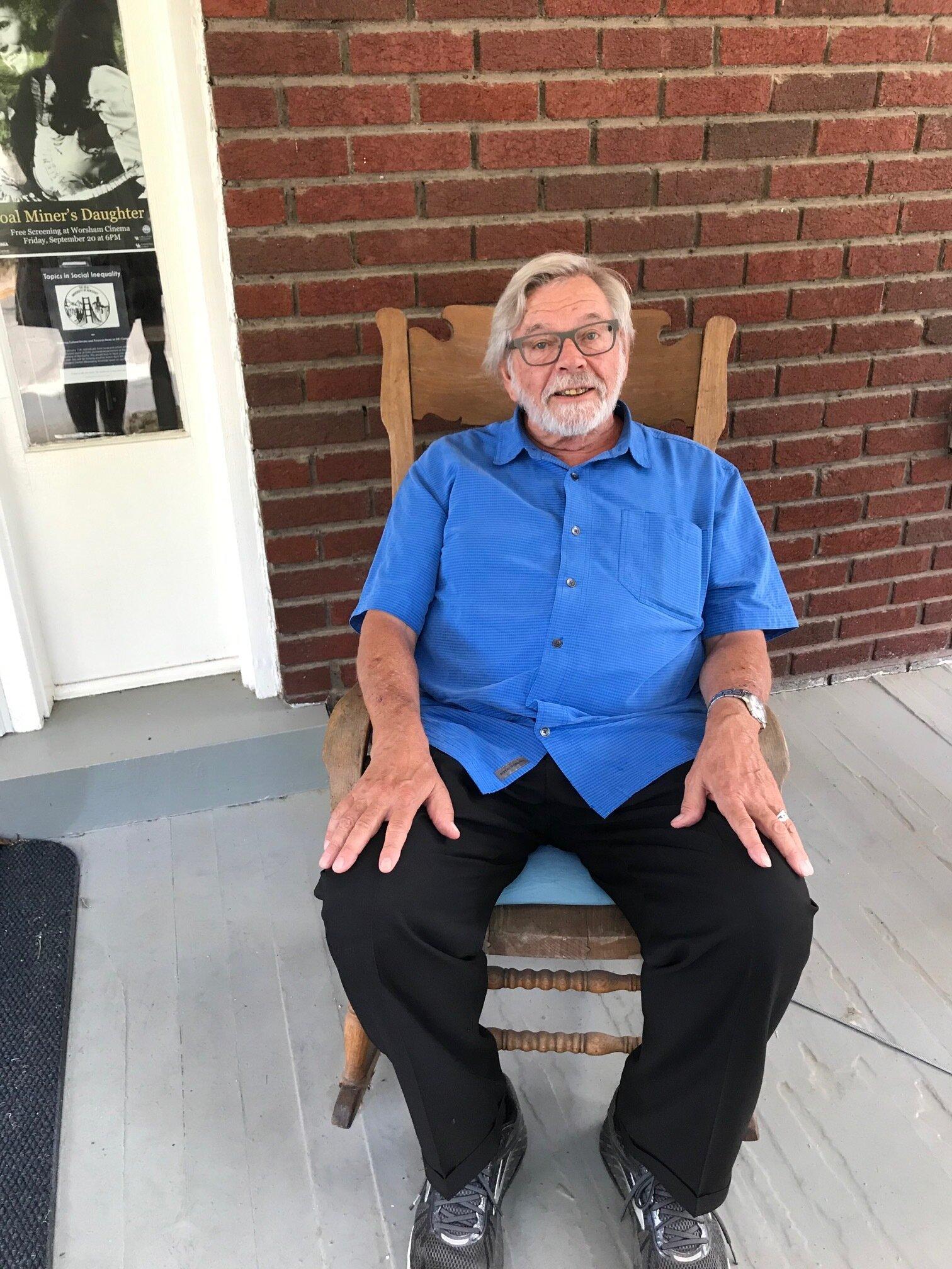 Dwight Billings at the University of Kentucky