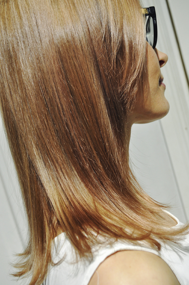 Hair and photos by Susanna Poméll Model: Enni