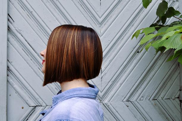 Hair and photos by Susanna Poméll Model: Mimmu