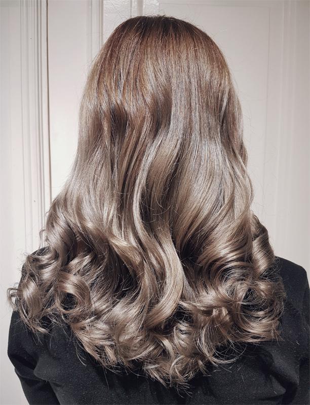 Hair and photos by Susanna Poméll Model: Minna