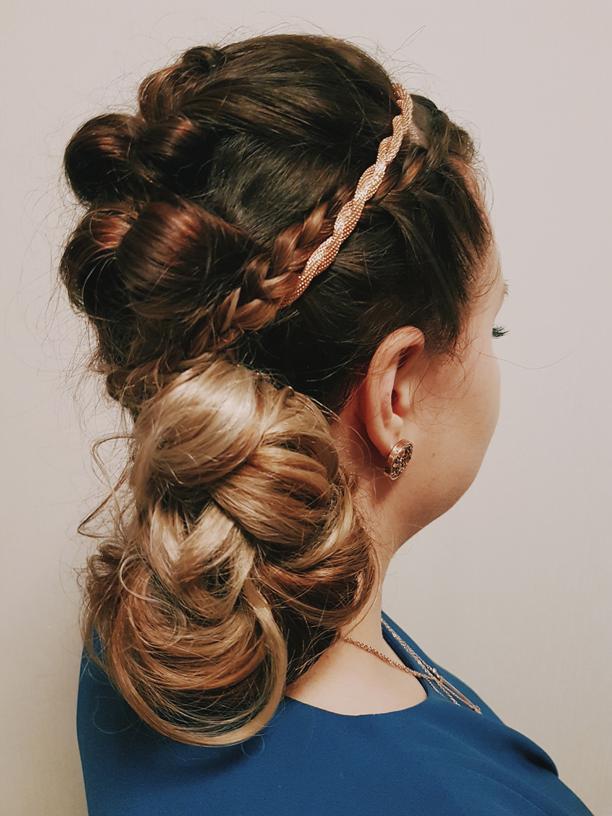 Hair and photos by Susanna Poméll Model: Tuuli