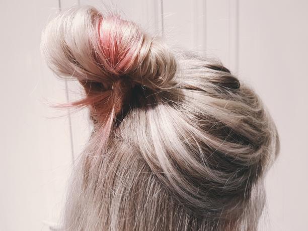 Hair and photos by Susanna Poméll Model: Laura