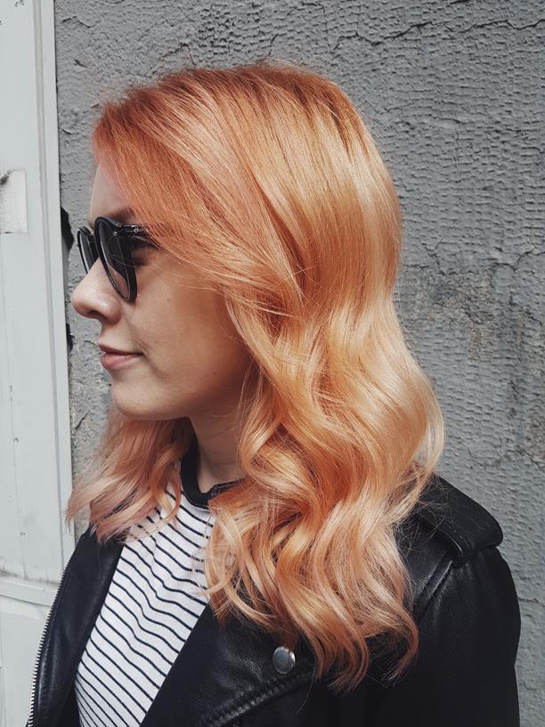 Hair and photo by Susanna Poméll Model: Katri