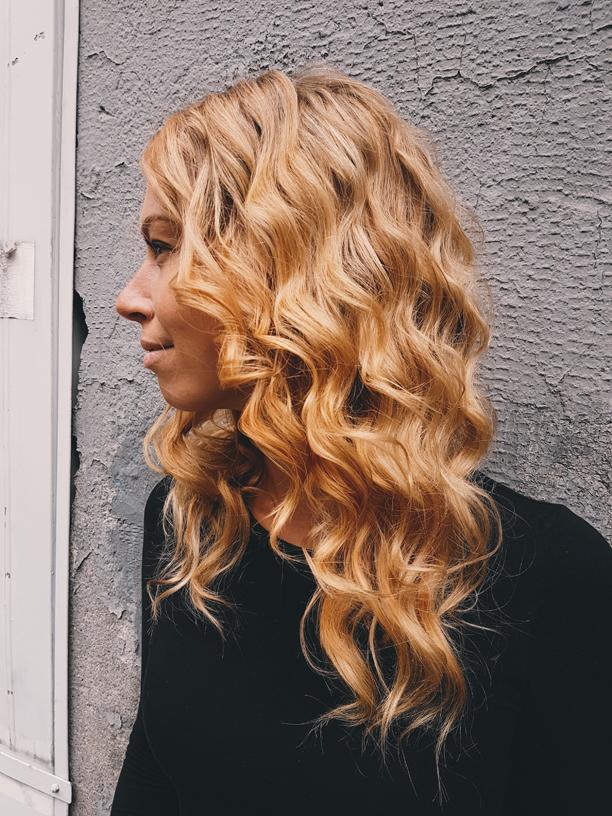 Hair and photo by Susanna Poméll Model: Anna