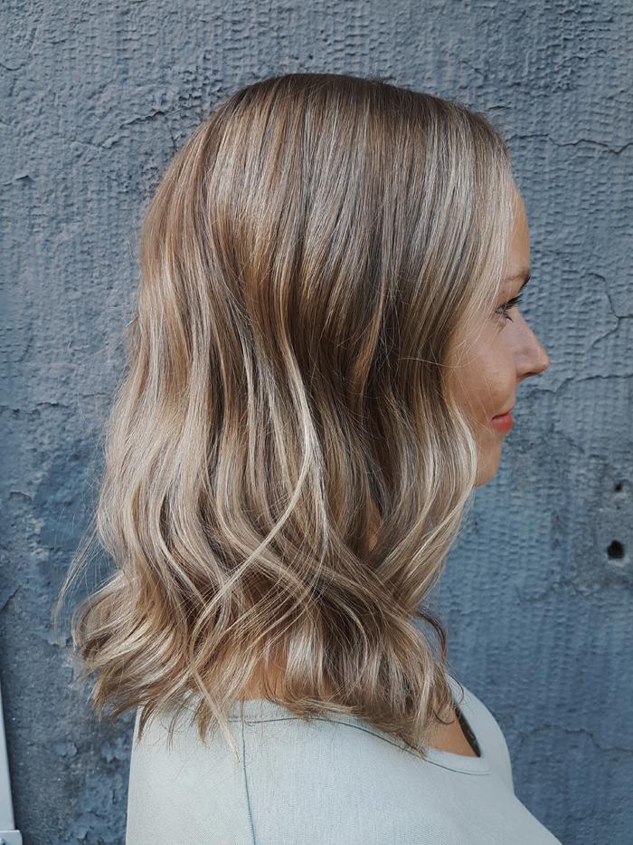 Hair and photo by Susanna Poméll Model: Lotta