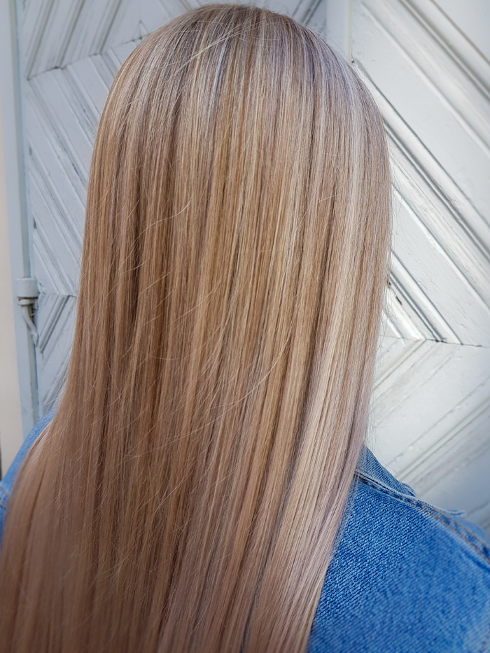 Hair & photos by Susanna Poméll Model: Sanni