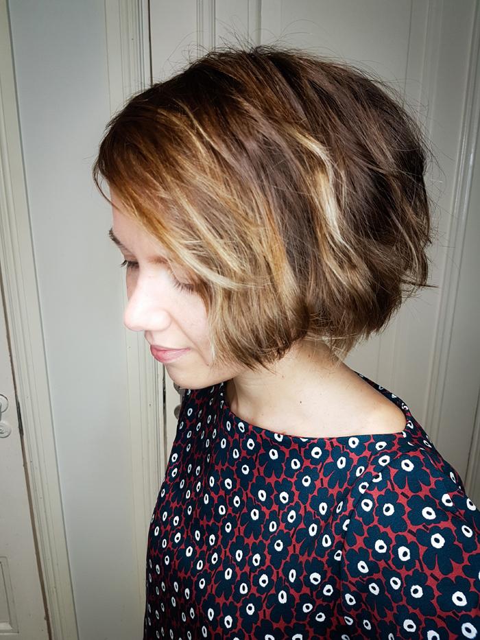 Hair & photos by Susanna Poméll Model: Outi