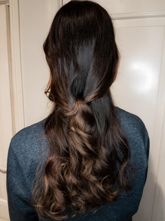 Hair & photos by Susanna Poméll Model: Heidi