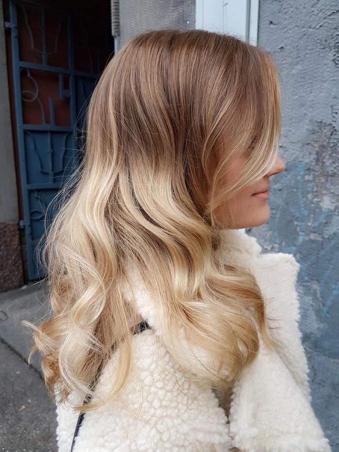 Hair and photo by Susanna Poméll Model: Sofia