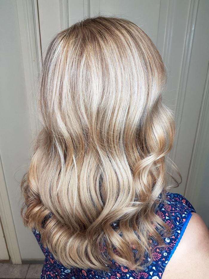 Hair & photo by Susanna Poméll Model: Mervi
