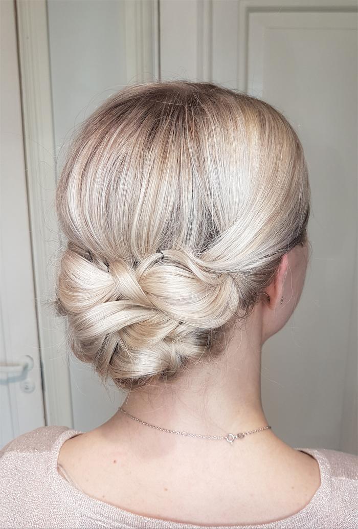 Hair & photos by Susanna Poméll Model: Susanna