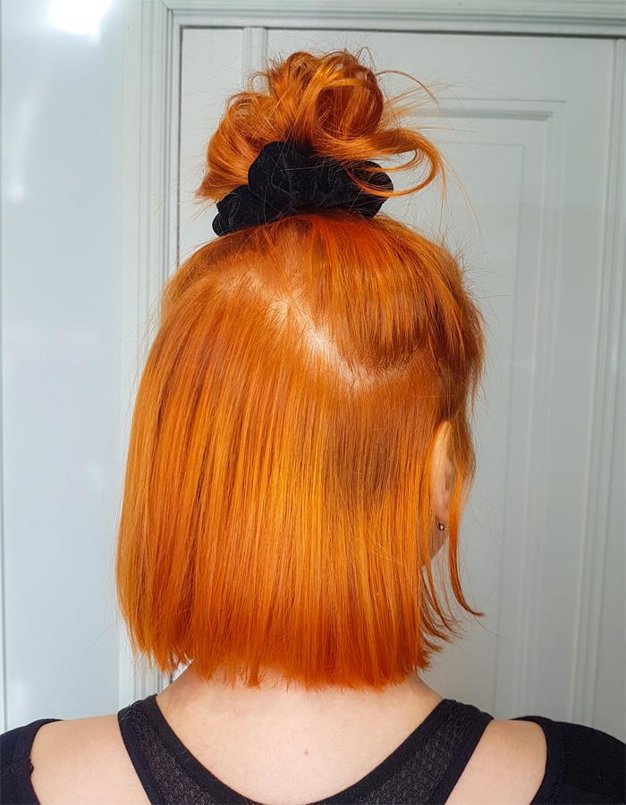 Hair & photo by Susanna Poméll Model: Sonja