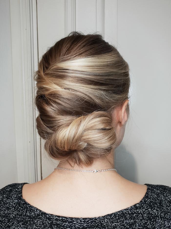 Hair & photos by Susanna Model: Katri