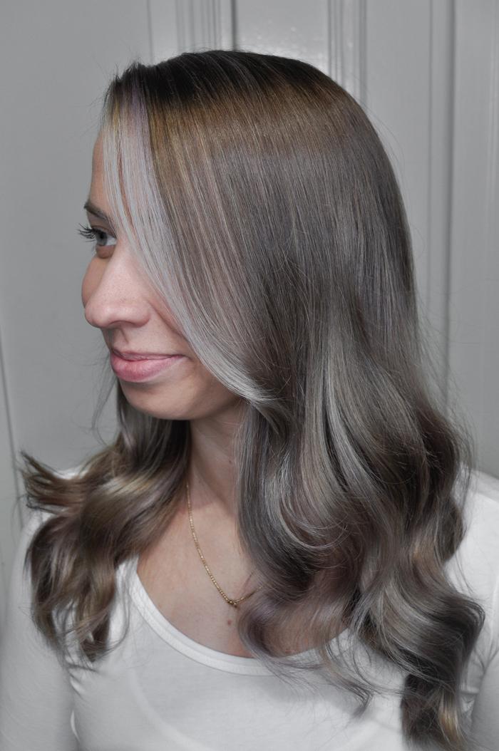 silverblondehair