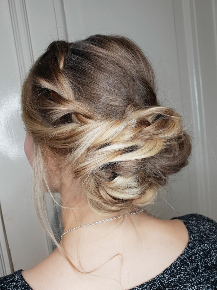 Hair & photo by Susanna Poméll Model: Katri