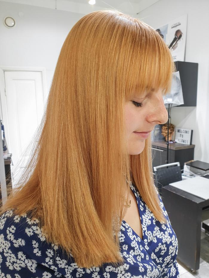 Hair & photos by Susanna Poméll Model: Meri Tuulia