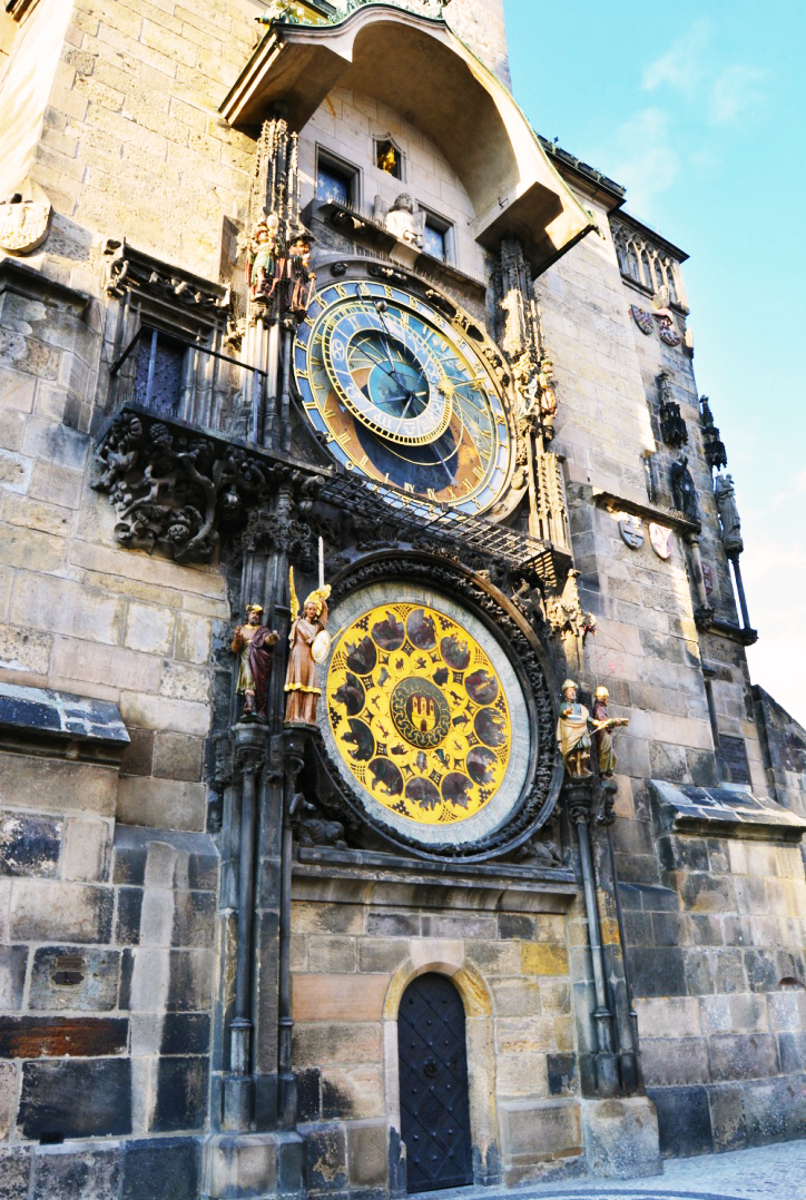 The Astronomical Clock: If you enjoy the clock you can find millions of souvenirs just like it.