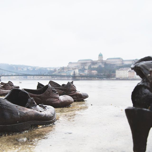 Shoes on the Danube Bank | Budapest, Hungary