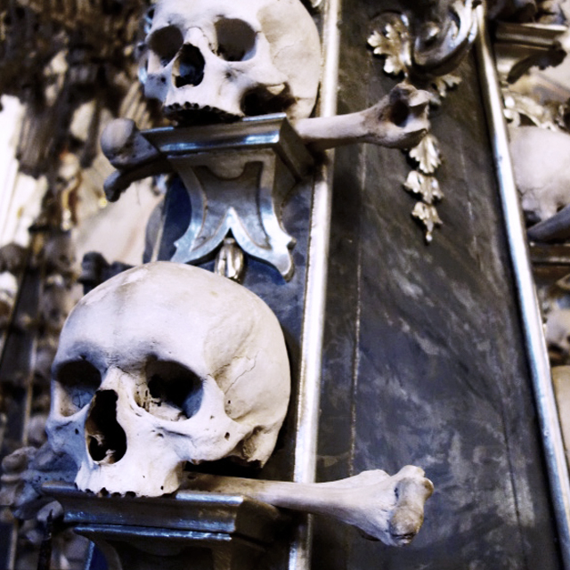"Sedlec Ossuary ""Bone Church"" 