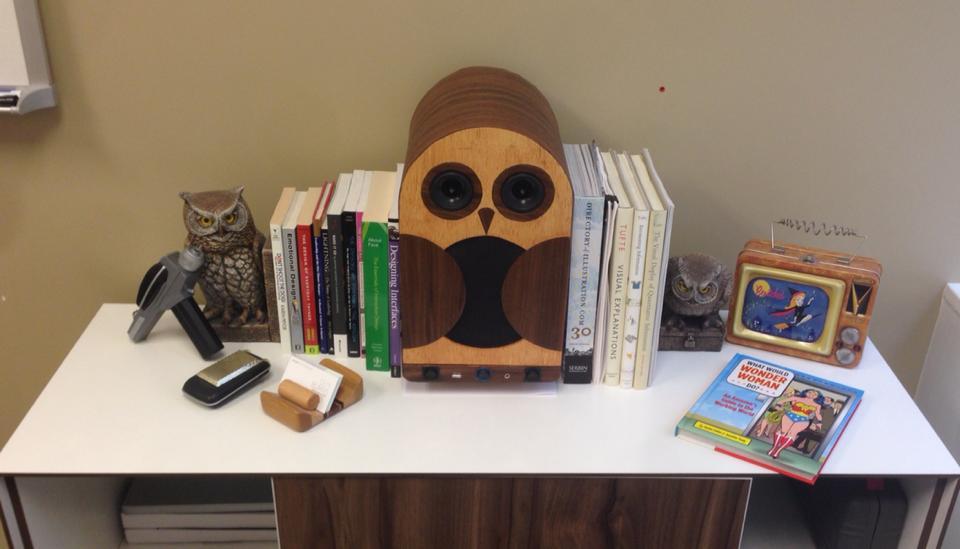 The Disco Owl