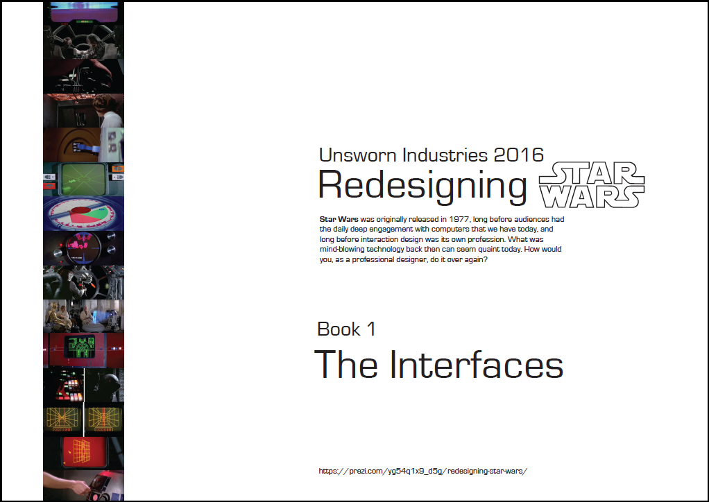The cover page for workbook 1.
