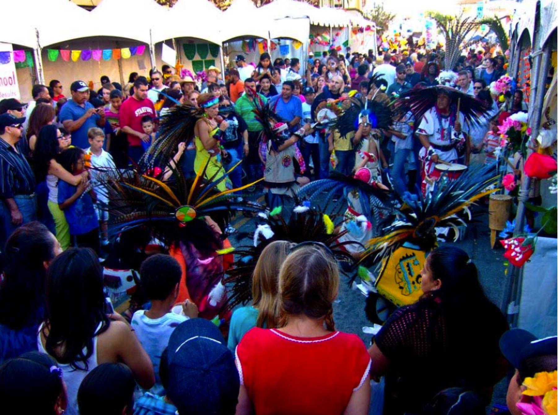 El Dia de Los Muertos is celebrated in Fruitvale's transit village