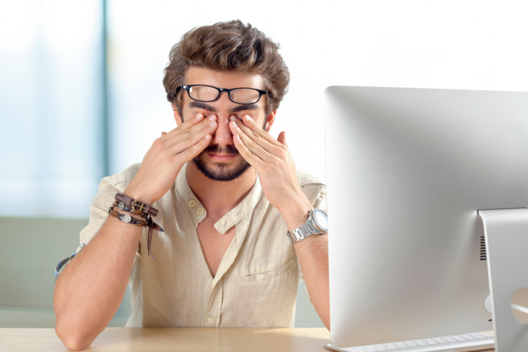 Home Remedy for Blurry Vision Caused by Dry Eye — Bruder