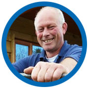 Mark Bannister (Farm Manager) has farmed here for 35 years and has a good knowledge of farm animal husbandry and the maintenance and financial running of a small farm. Mark carries out all of the minibus runs to pick up and drop off clients.