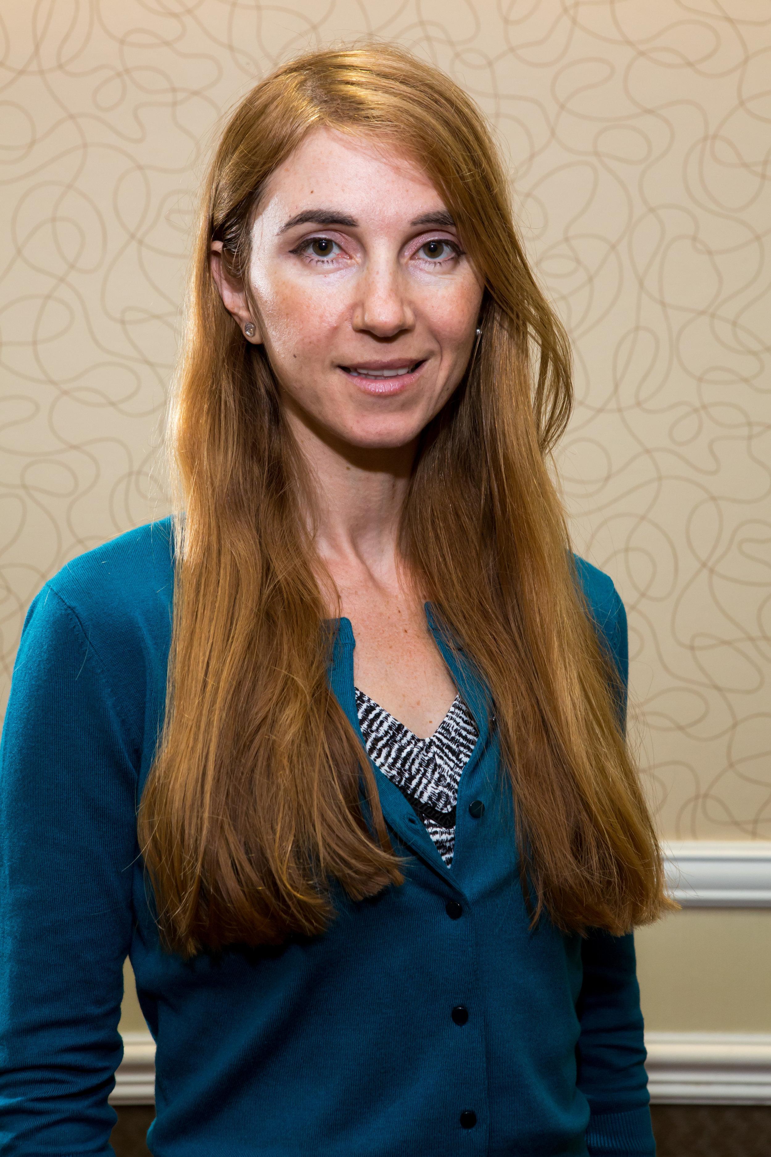 Irina Toteva <br >Doctoral student<br >Florida Atlantic University<br >(USA)