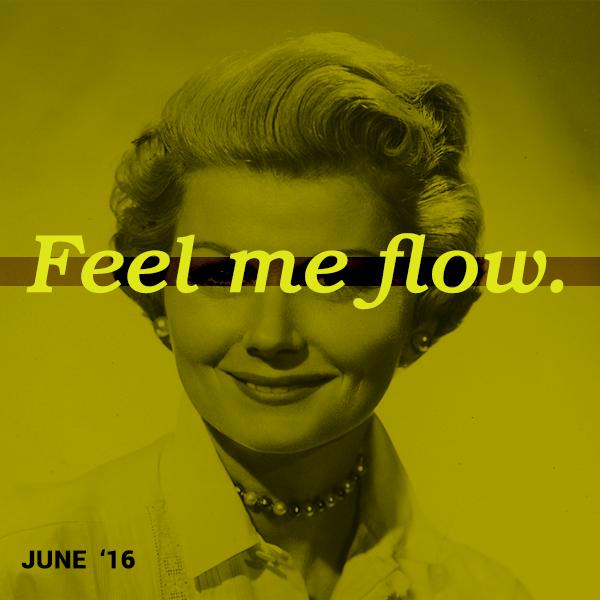 Ghetto June Cleaver.