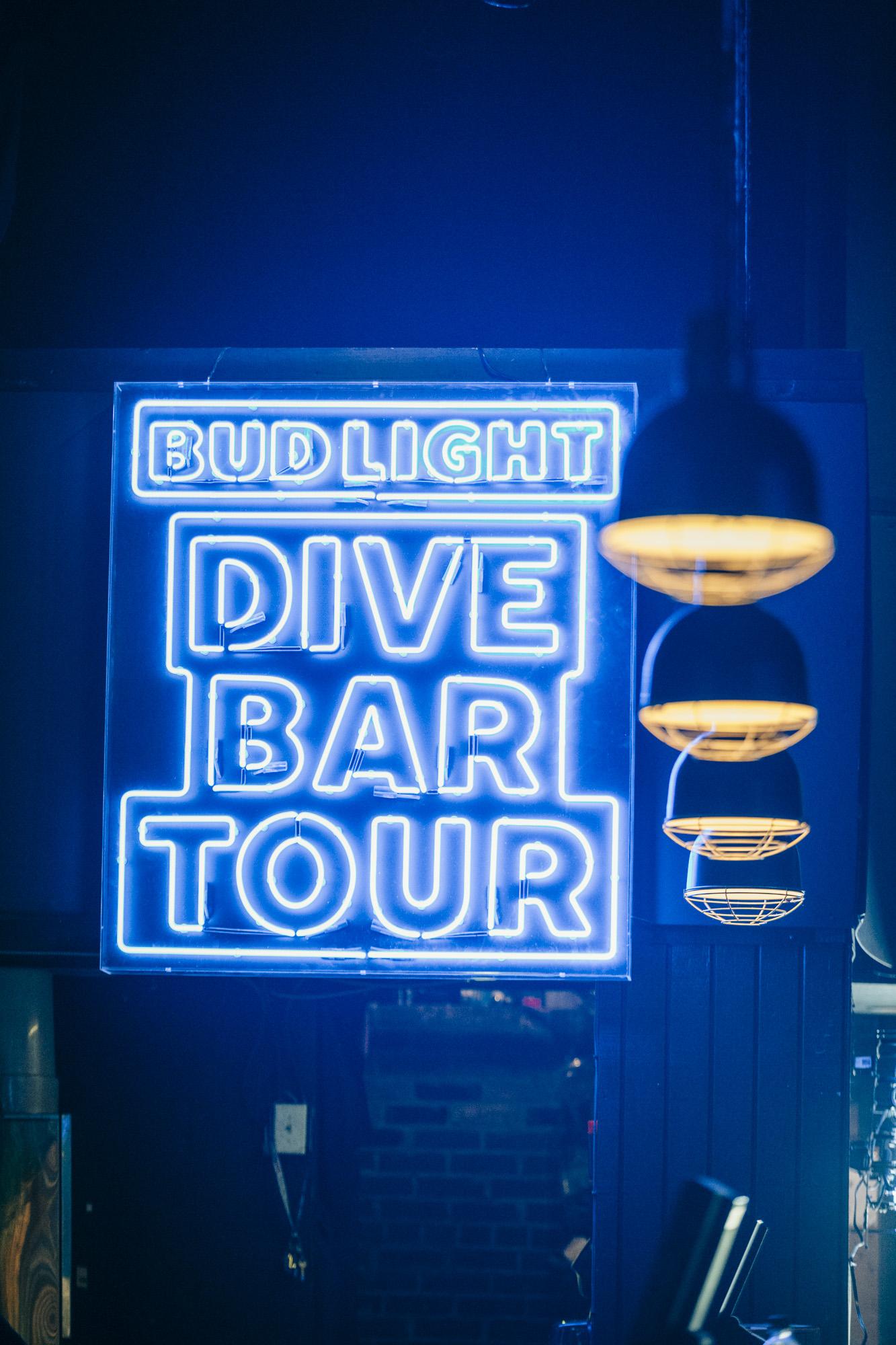 Bud Light Dive Bar Tour Post Malone Lena Barrows