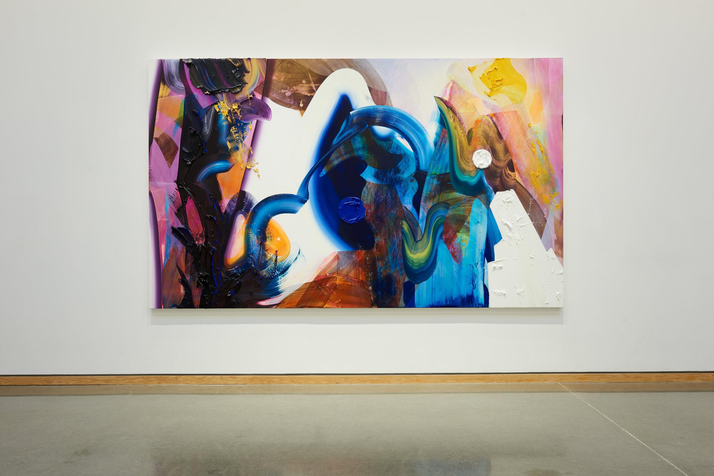Installation view, Angell Gallery, Toronto