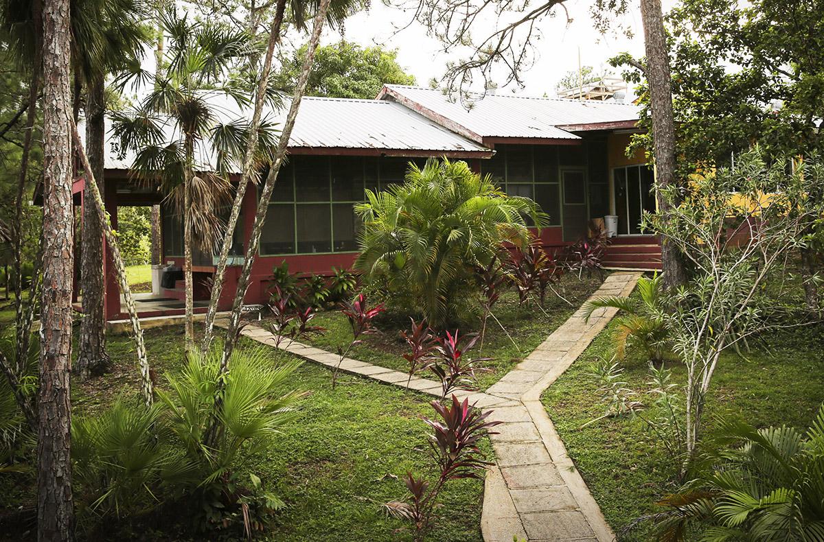 Monkey Bay Dining Hall