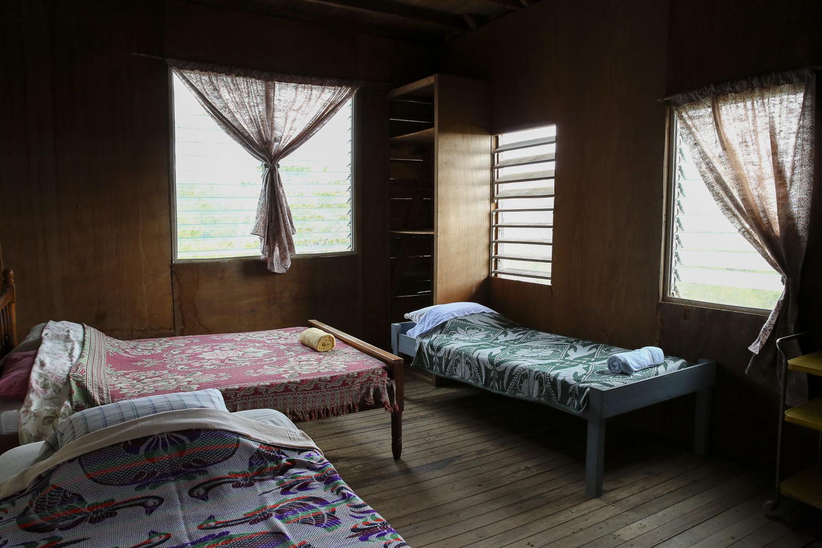 Main Cabin bedRoom