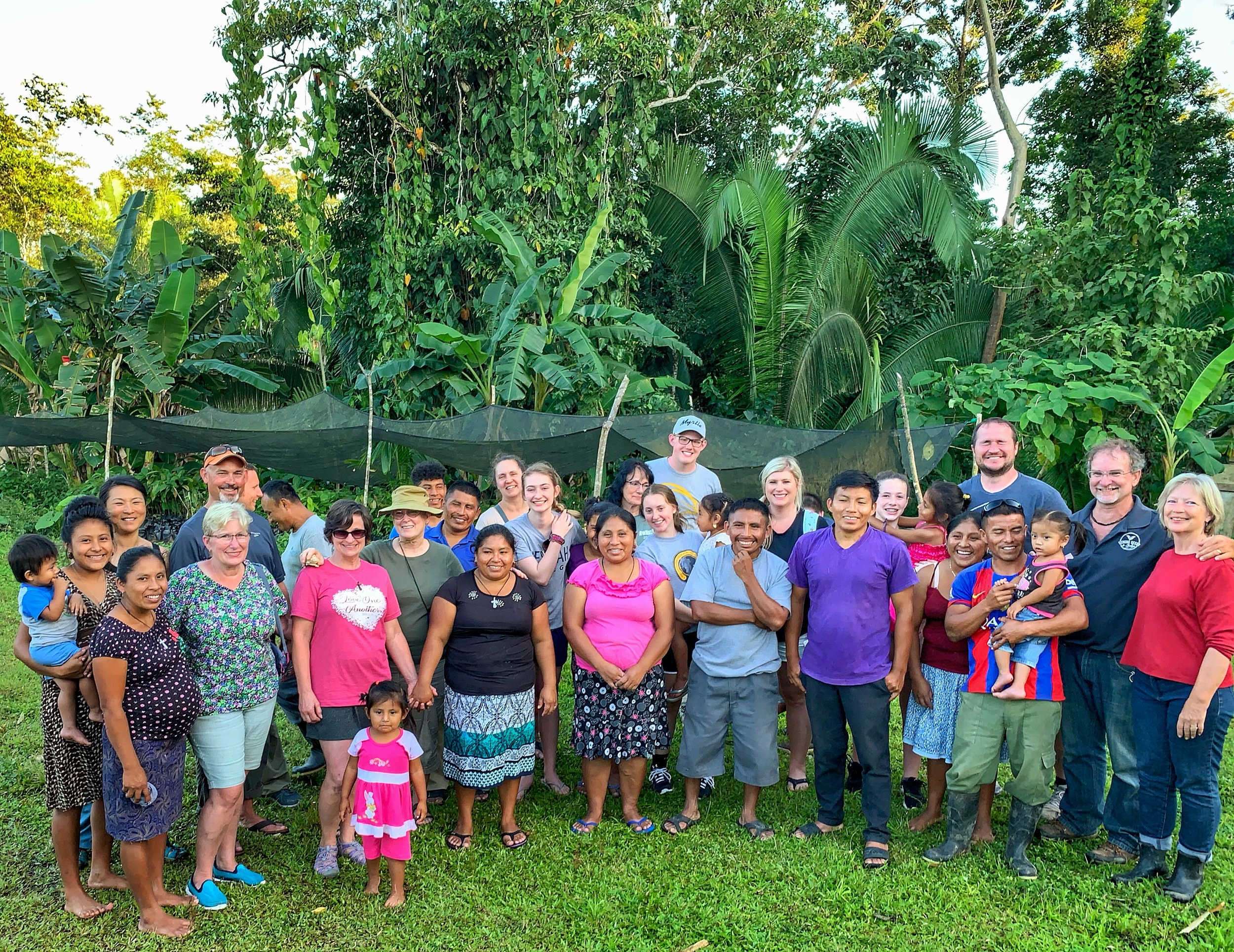 Be Our Partner! - Be part of this exciting mission that is helping change lives in remote villages. Share your expertise and skills - here or there, be a prayer warrior or donate financially so that our work can continue and expand to sow more seeds in Belize