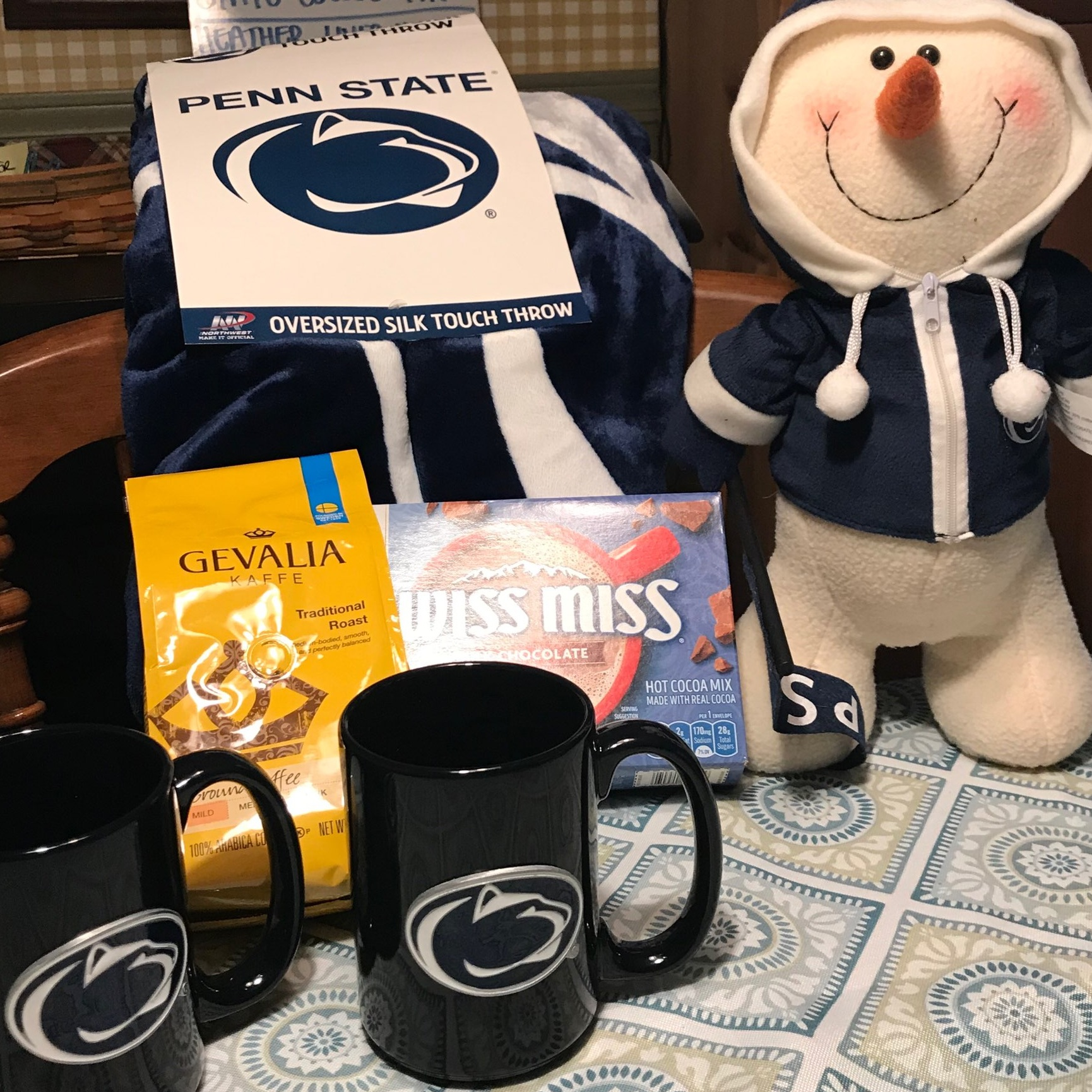 Penn State Gift Pack - This is the perfect gift set for every Penn State Fan