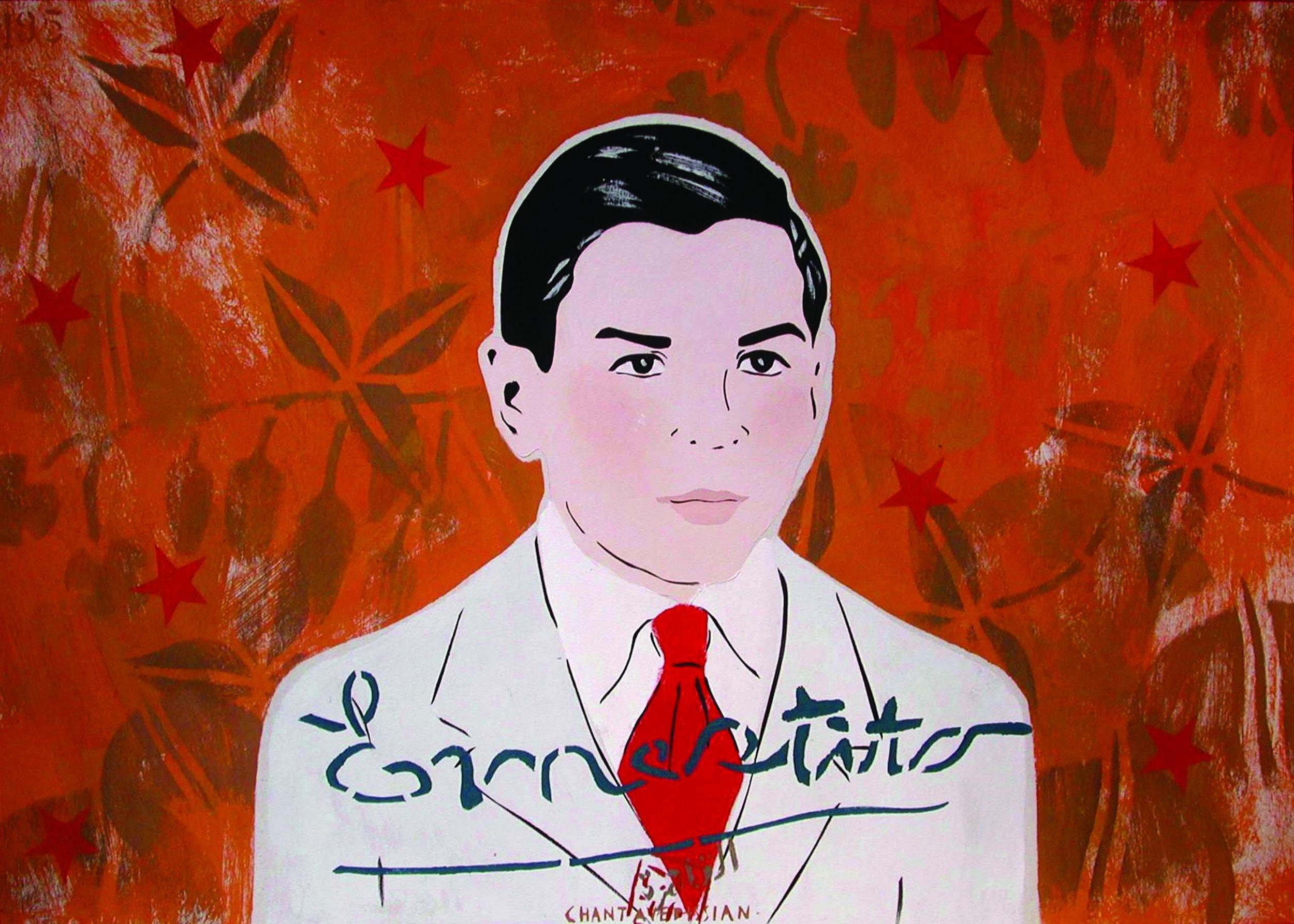 Chant Avedissian, Ernestito (The Young Che Guevara) , 1994.