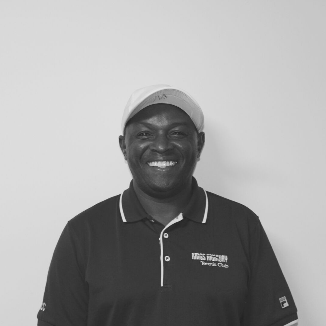 David Kimani   Tennis Professional    MEET DAVID
