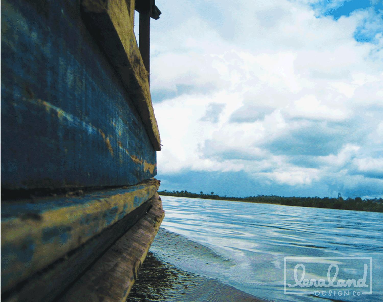 Peru Boat