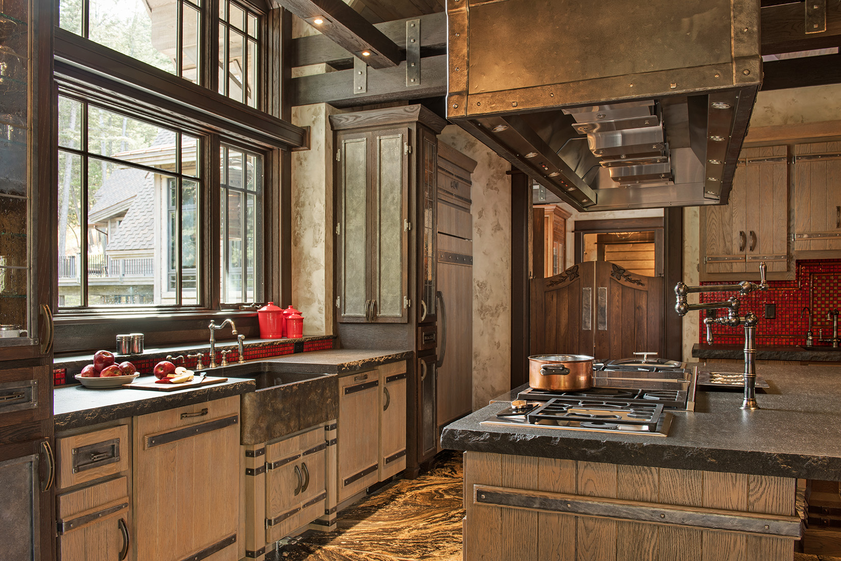 This custom kitchen was such a treat to photograph - so many fun angles to shoot with so little time!!!