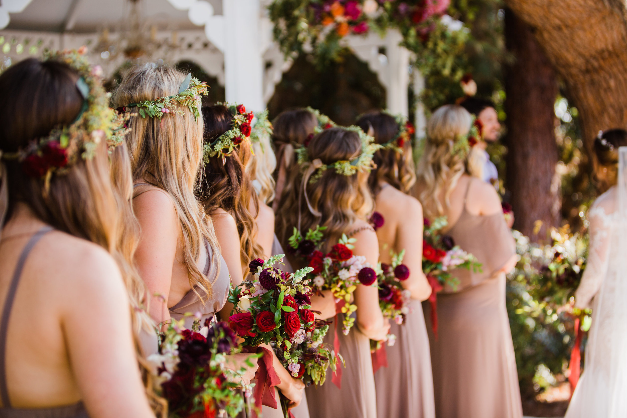 Twin Oaks San Diego wedding flowers Madeleine Shelton Botanicamuse