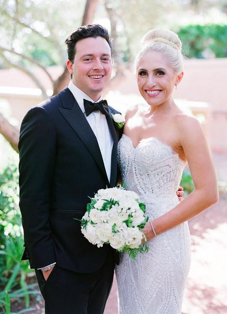 Botanicamuse Madeleine Shelton Rancho Valencia Wedding San Diego Destination wedding