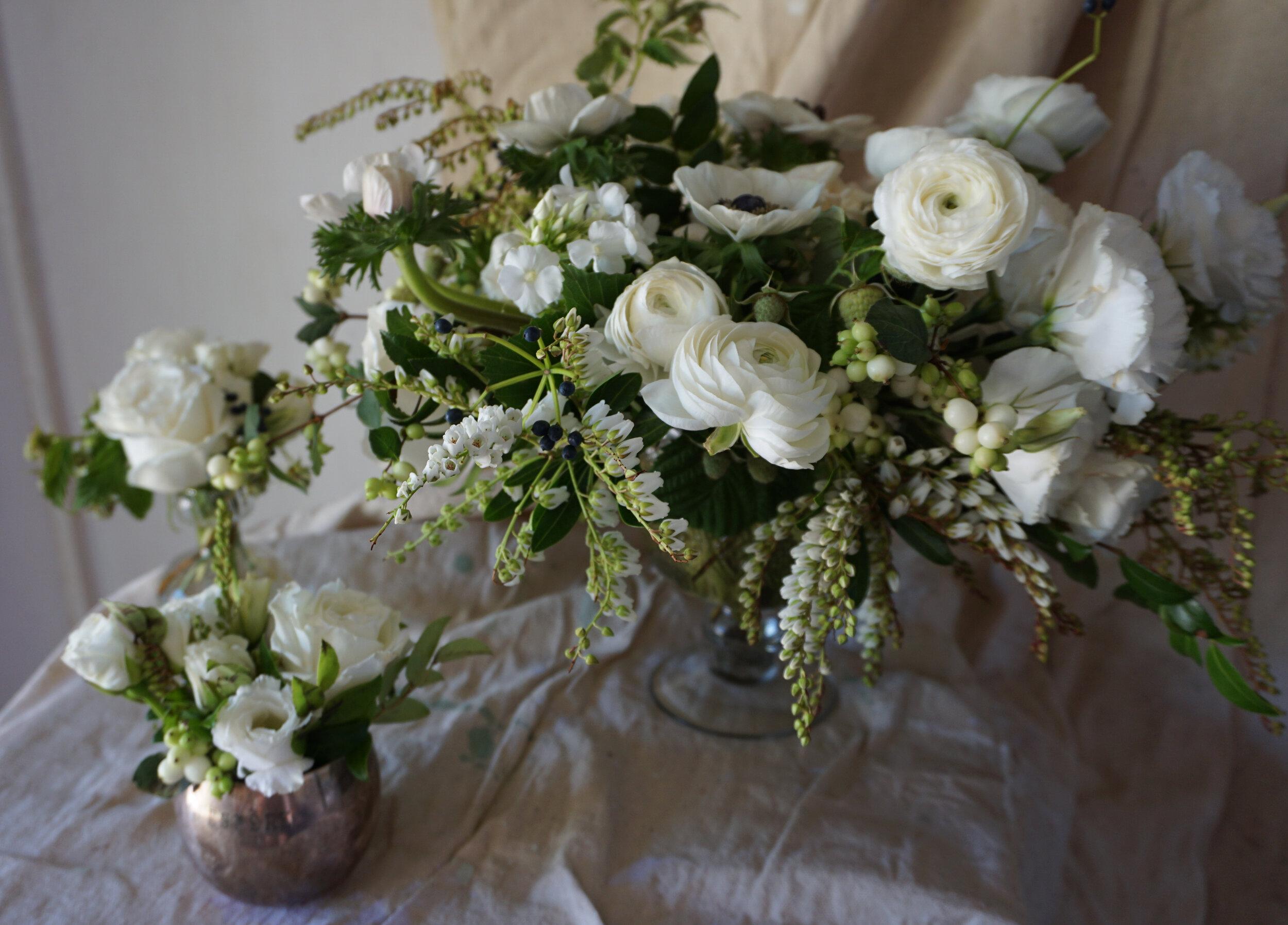 Botanicamuse by Madeleine Shelton Inn at Rancho Santa Fe San Diego Wedding event designer florist
