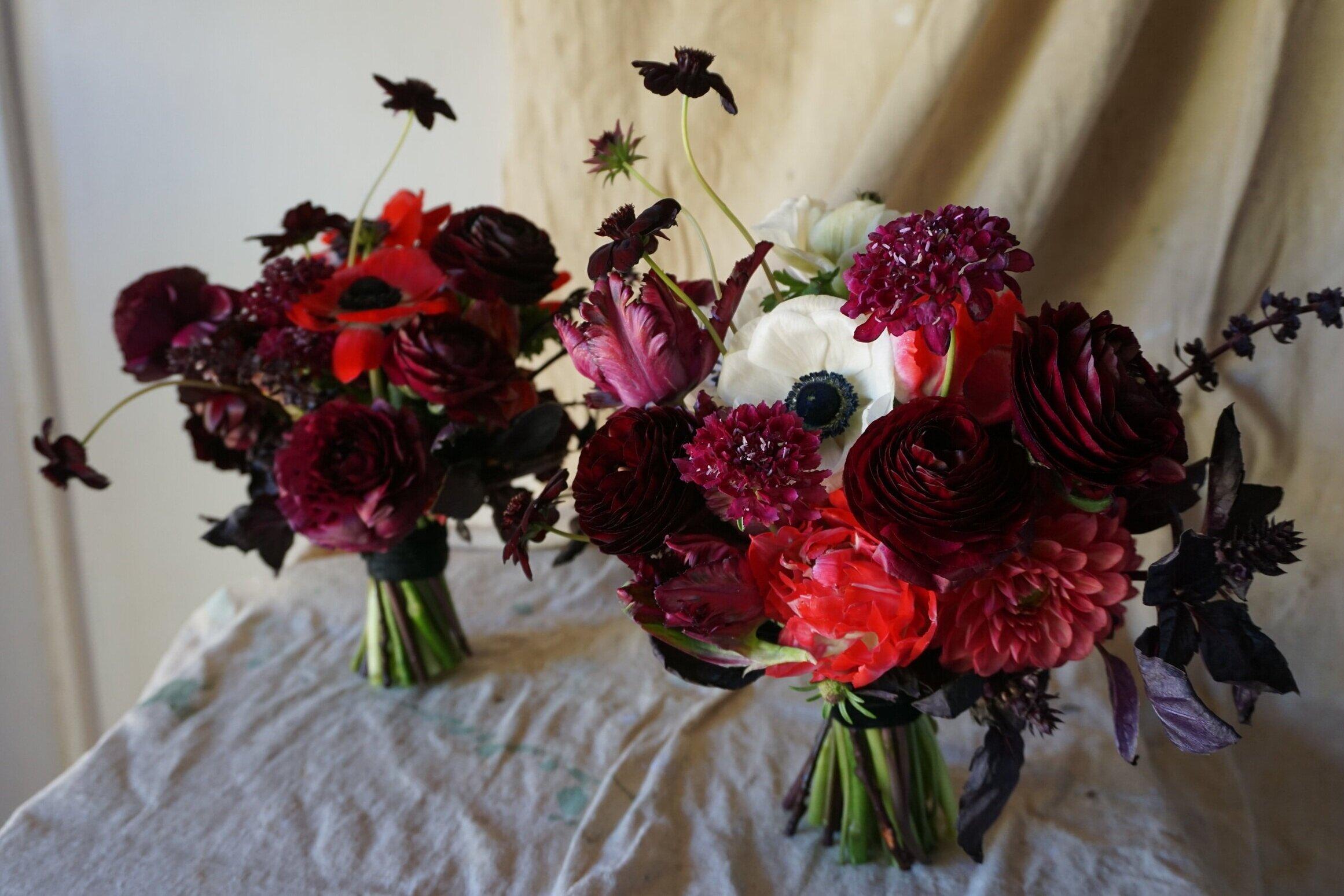 Botanicamuse by Madeleine Shelton San Diego Wedding event designer florist  Dutch Masters P Salter Farms Wayward Daisy The Guild