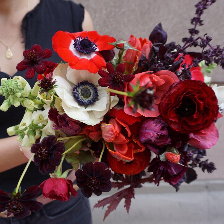 Bouquets + Personals