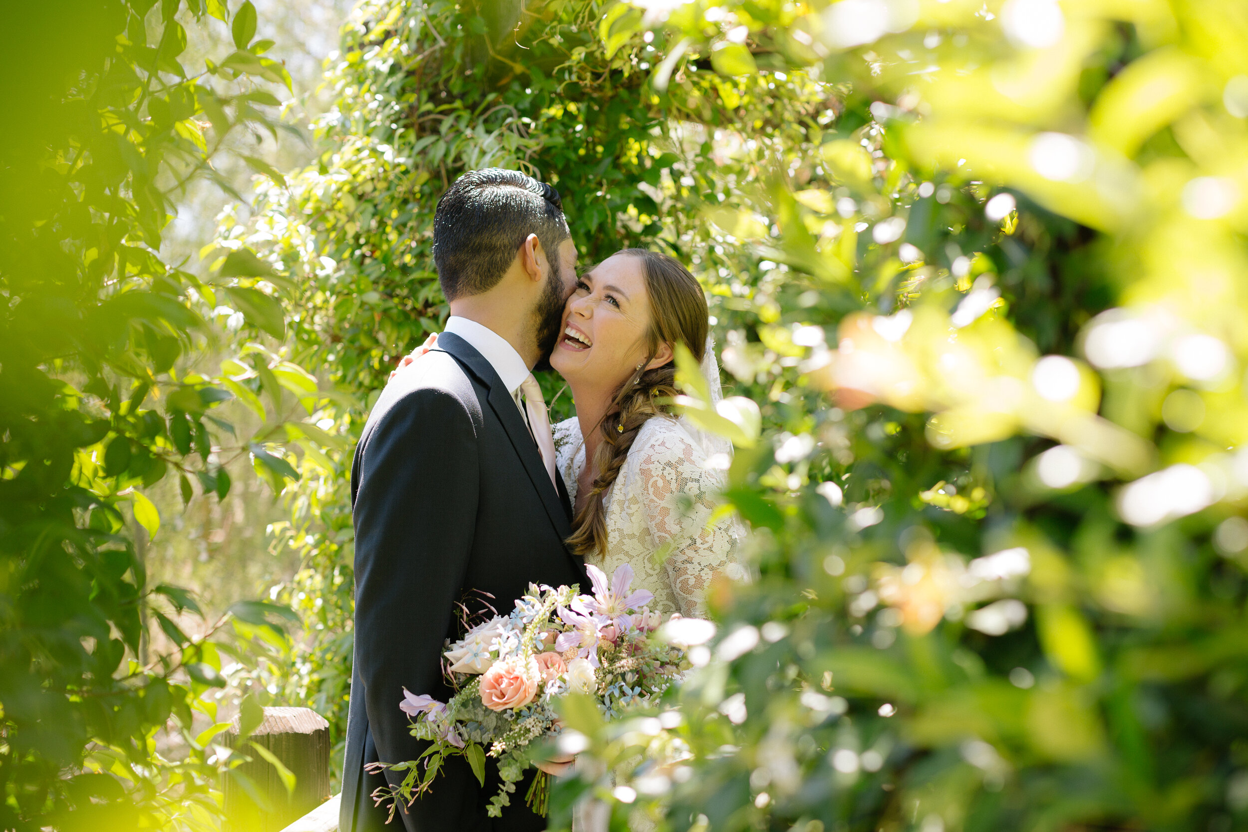 Pastel Wildflower Romance at Ethereal Gardens