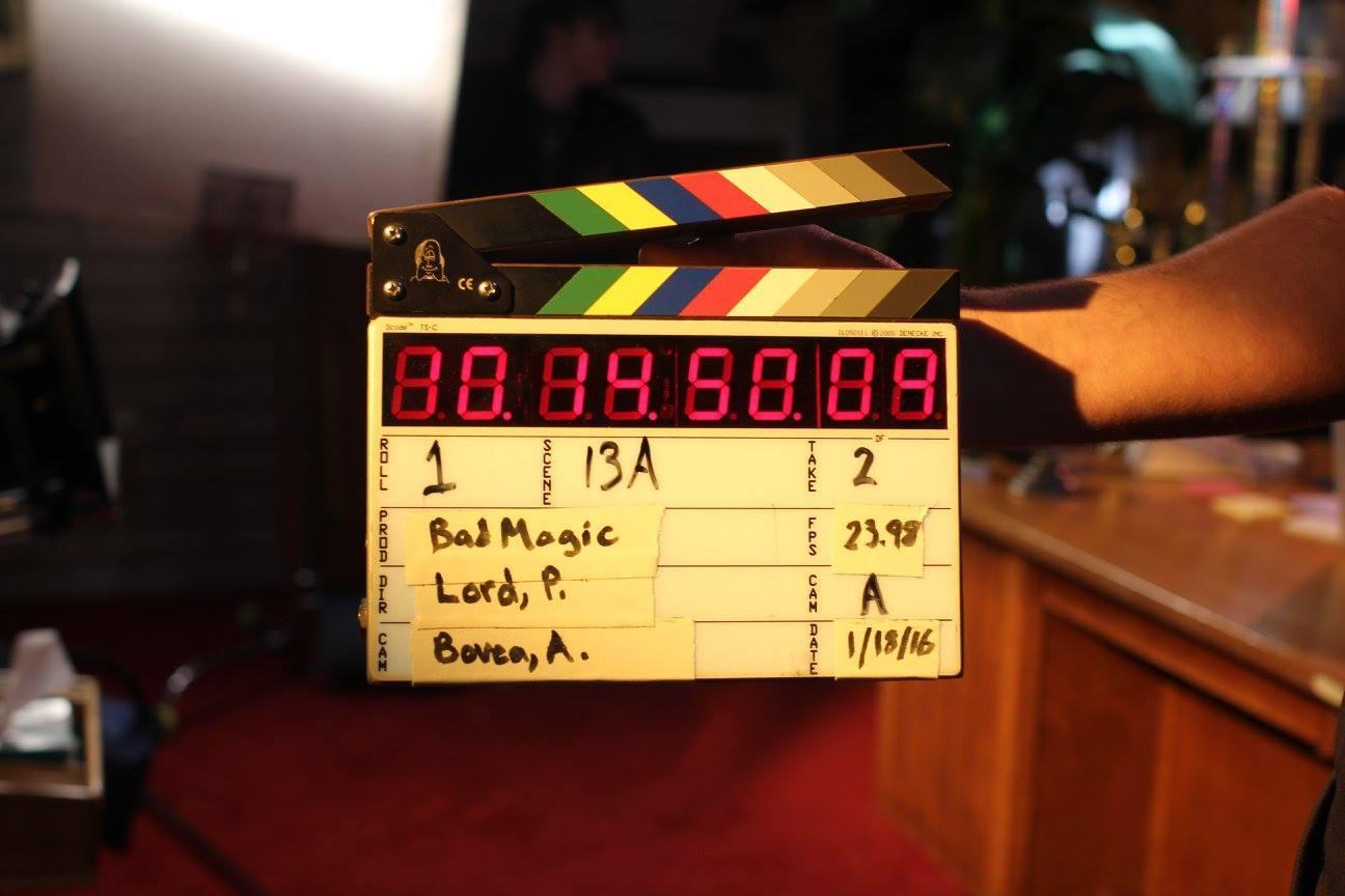 Bad Magic Short Film. 2016. Releasing in Summer 2016.