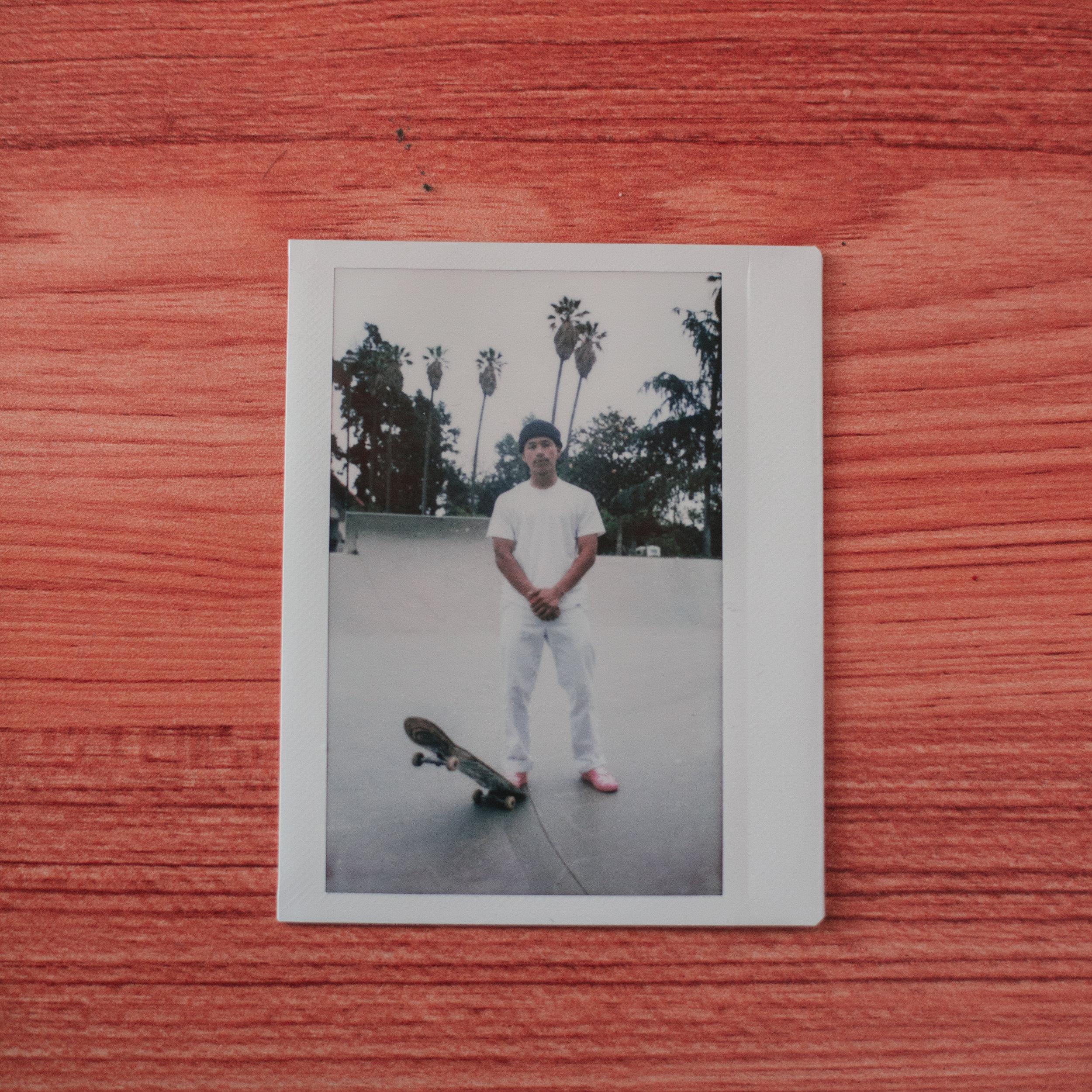 Brian Estrada, Pro Skateboarder, Deaf.