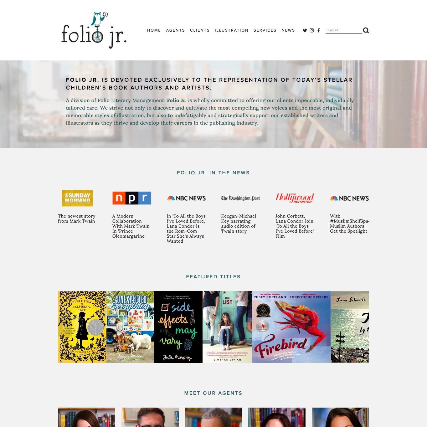 Folio, Jr.