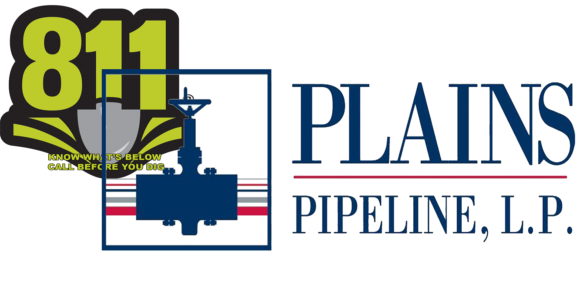 Plains All American Pipeline reminds you to call 811 before you dig....